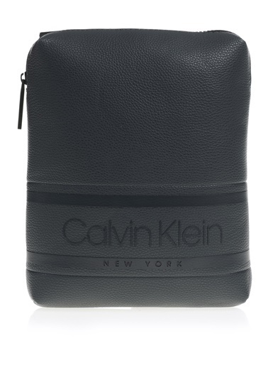 Calvin Klein Messenger / Askılı Çanta Gri
